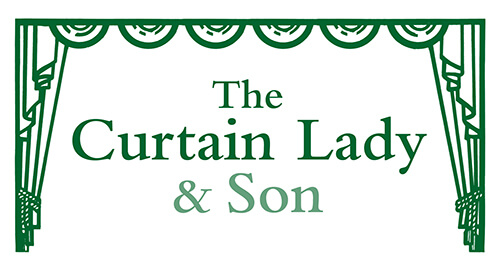 Curtain Lady & Son